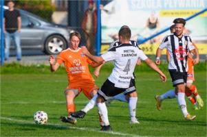 Mecz czwartej ligi piłki nożnej: Metal Tarnów - Bruk-Bet Termalica II Nieciecza