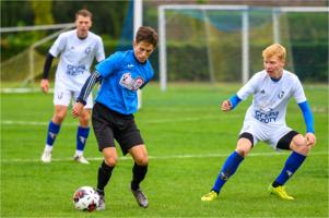 Mecz klasy okręgowej piłki nożnej: Unia II Tarnów - LUKS Zalipie
