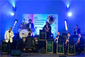35. TNF: Inauguracja. Jazz Band Młynarski-Masecki