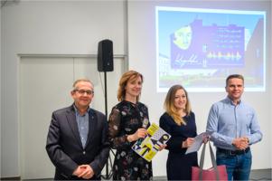 Artfest: Ostatni pociąg do Warszawy, wręczenie nagród w konkursie na mural