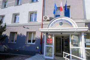 Urząd Miasta Tarnowa, w którym mieszczą się dwa Punkty Nieodpłatnej Pomocy Prawnej