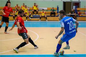 I liga futsalu mężczyzn – Unia Tarnów – GKS Futsal Tychy