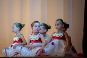 Małe baletnice
