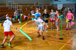Wakacyjna Olimpiada Sportowa dla dzieci