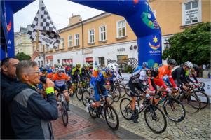 Prezentacja drużyn i start Karpackiego Wyścigu Kurierów