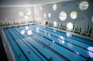 Pływalnia w Mościcach