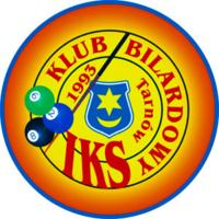 Logo Klubu Bilardowego IKS Tarnów