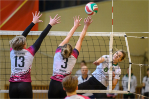 II liga siatkówki kobiet: UKS Jedynka Tarnów  - AZS UMCS Lublin