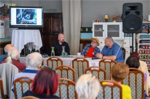 Galicjaner Sztetl: spotkanie z Konradem Dulkowskim