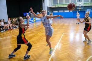 II liga koszykówki kobiet: MKS Pałac Młodzieży Tarnów - ISWJ Wisła