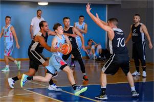 Mecz trzeciej ligi koszykówki: MUKS 1811 Unia Tarnów - Skawa Wadowice