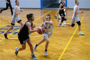 II liga koszykówki kobiet - MKS Pałac Młodzieży Tarnów - MOSiR II Bochnia