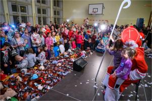 """Finał Mikołajowej Akcji """"Wszystkie dzieci są kochane"""""""