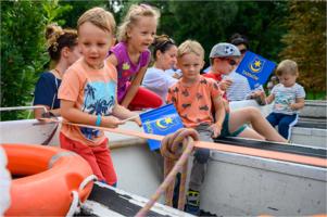 Park Strzelecki - Szanty dla dzieci