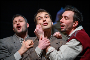 "Tarnowski teatr - premiera spektaklu ,,Bracia Karamazow"""