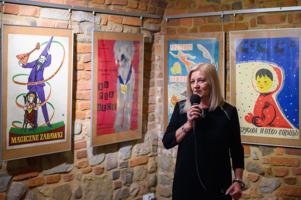 Plakaty bajkowe w zbiorach muzeum – wernisaż wystawy