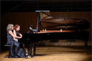 XXVII MIĘDZYNARODOWY FESTIWAL MUZYKI ODNALEZIONEJ - Duet fortepianowy na 4 ręce: Francesca Amato i Sandra Landini