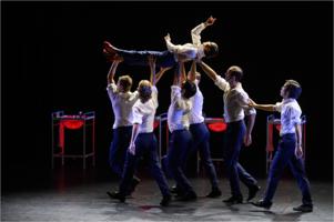 9. Międzynarodowy Festiwal Teatrów Tańca SCENA OTWARTA– inauguracja festiwalu