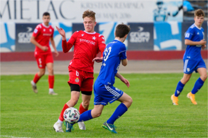 Centralna Liga Juniorów U-15 - Unia Tarnów - Wisła Kraków
