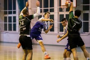 II liga piłki ręcznej mężczyzn: Grupa Azoty SPR II Tarnów - Grunwald Ruda Śląska