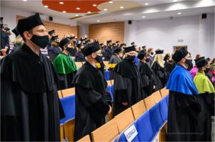 Inauguracja w PWSZ