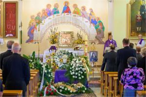 Pogrzeb Doroty Skrzyniarz