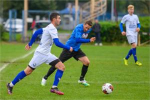 Klasa okręgowa piłki nożnej Unia II Tarnów - LUKS Zalipie