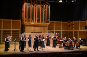 Tarnowska Orkiestra Kameralna na inaugurację sali koncertowej