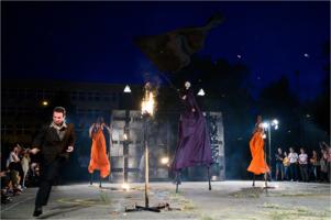33. ULICA – FESTIWAL TEATRÓW ULICZNYCH (DZIEŃ 2.) - Teatr Biuro Podróży: Carmen Funebre