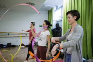Taniec terapeutyczny