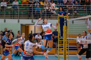 I liga siatkówki kobiet – Roleski Grupa Azoty PWSZ Tarnów – Częstochowianka