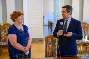 Tarnowska Rada Seniorów - pożegnanie starej i powitanie nowej kadencji