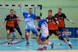 Mecz półfinału PGNiG Pucharu Polski w piłce ręcznej mężczyzn: Grupa Azoty SPR Tarnów - Zagłębie Lubin