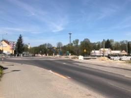 ulica Lwowska - remont
