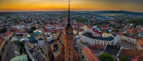 Panorama Tarnowa