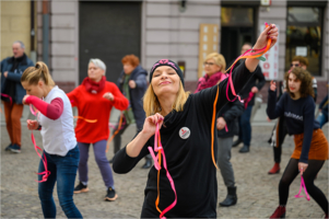",,One billion rising"" -  Tarnów 2020"