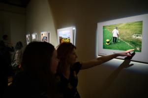 Galeria TCK - wernisaż wystawy Leica Street Photo