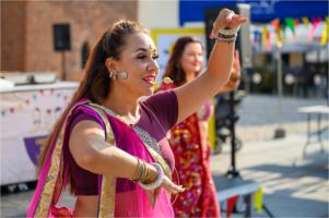 Dzień indyjski z Festiwalem