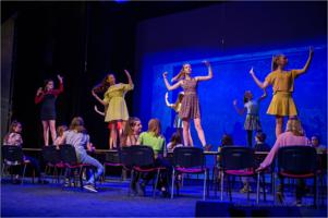 """Rozpoczęcie XI Festiwalu Mała Talia - ,,Newsical musical dziecięcy"""""""