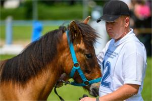Szlakiem konia huculskiego - Klikowa