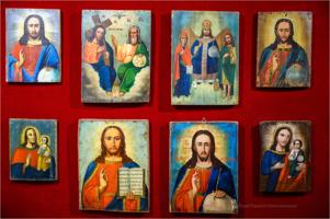 Ikony i obrazy w Etnografii