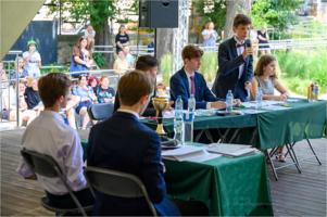 Finał turnieju debatanckiego III LO