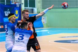 Puchar Polski mężczyzn - półfinał: Grupa Azoty SPR Tarnów - Zagłębie Lubin