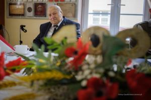 100. urodziny Zdzisława Baszaka