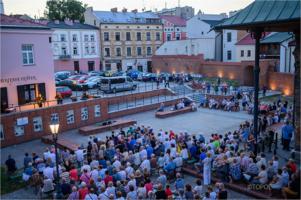 Galicjaner Sztetl – otwarcie festiwalu. Koncert Dawid Pikul, Nadav Malkieli & Friends Israel