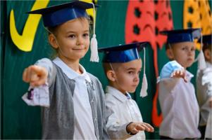 Inauguracja roku szkolnego, ślubowanie klas pierwszych w SP3