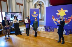 """Wręczenie nagród w konkursie ,,Tarnów 690"""""""