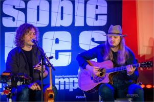 Sam na sam z bluesem: Łukasz Wiśniewski & Piotr Grząslewicz