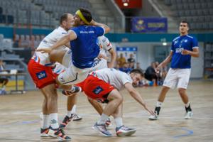 Mecz piłki ręcznej mężczyzn: Grupa Azoty SPR Tarnów - Azoty-Puławy