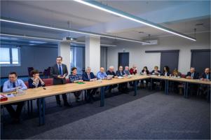 Spotkanie z radnymi dot. strategii rozwoju miasta